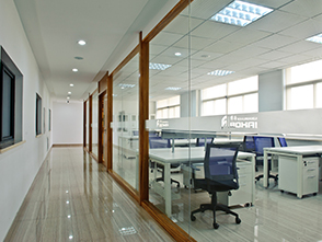 博海办公室走廊