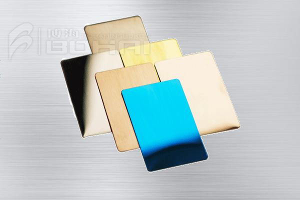彩色不锈钢板室内装饰颜色选择技巧