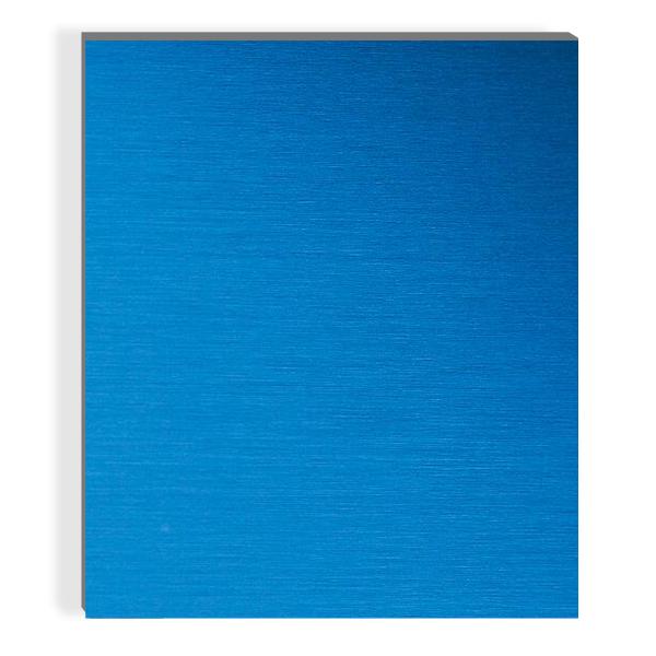 宝石蓝色不锈钢板