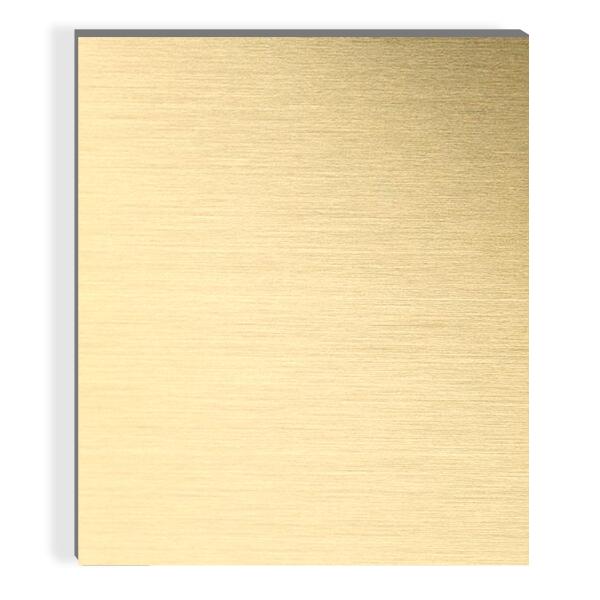 黄钛金不锈钢板
