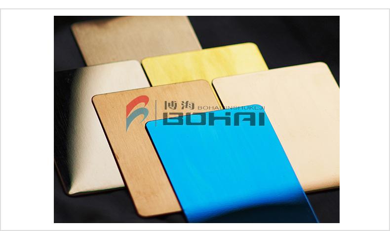 不锈钢板是一种环保装饰材料
